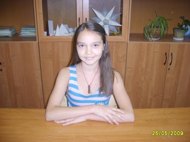 Шипилина Таня